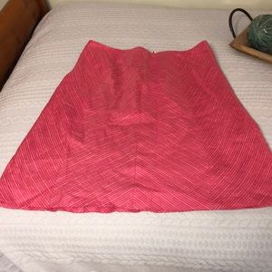 Pink! Ann Taylor a like skirt! Must have